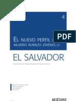Mujeres Rurales en El Salvador
