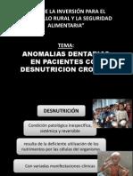 Caso - Desnutricion