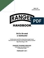 US Army - Ranger Handbook SH 21-76 (2011)