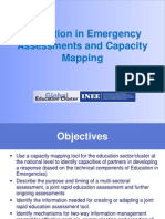 Module 6 - Capacity Mapping and Assessment