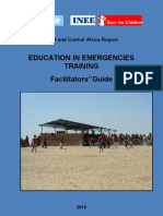 Education in Emergencies