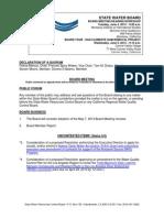 Swrcb 06-04-13 Agenda