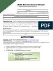 2009 REMDC MEETING REGISTRATION (Please Return Your Registration By