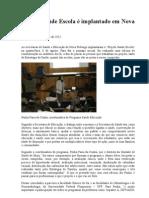 Projeto Saúde Escola é implantado em Nova Friburgo