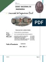 Informe de Propiedades de Los Materiales