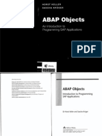 ABAP Objects - An Introduction to Programming SAP Applications