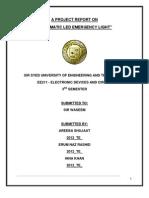 Edc Report