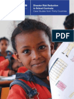DRR in Curricula - Mapping 30 Countries FINAL
