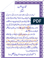Tehzeeb e Maghrib Aur Islam by Maulana Abul Hasan Nadwi