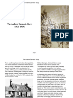 Andrew Carnegie Story