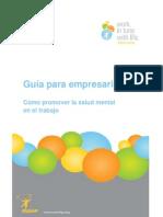 Salud Mental_ Guia Empresarios
