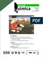 Educación química, revista julio-setiembre 2000
