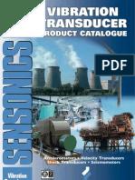 Vibration Transducers Brochure