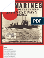 [Conway Maritime Press] Submarines of the Imperial Japanese Navy 1904-1945
