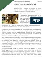 Manfredonia Ordinanza Sindacale Per Dire No Agli Animali Nei Circhi