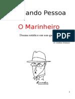Fernando Pessoa - O-Marinheiro