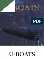 [Conway Maritime Press] U-Boats - History, Development and Equipment 1914-45