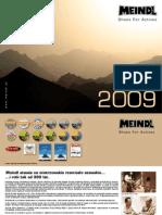 Katalog Meindl 2009