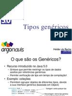 Java 5 Generics