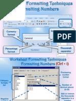 CURS3 - Formatarea Foii de Calcul Si Formate Personalizate