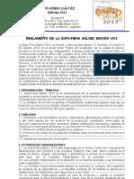 Reglamento Expo-Feria Gálvez 2013 (corregido 2013-05-18)