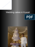 Wedding Cakes in Kuwait