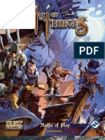 Cadwallon - City of Thieves - Rulebook