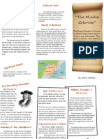 Colonial America Pamphlet
