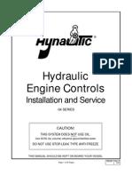 Hydraulic Engine Control Manualtflex