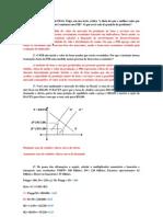 Exercícios resolvidos (Introdução à Economia) DaDi =D