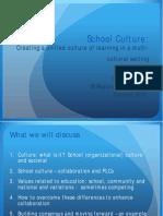 School Culture PpT