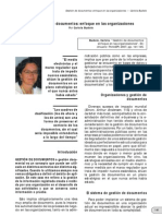 Bustelo Gestion Documentos Enfoque Organizaciones