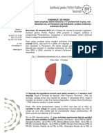 Profil Parlamentar 2012