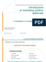Introduzione al marketing elettorale