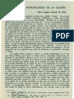 Bozzoli. Maria Eugenia - El Concepto Antropologico de La Cultura