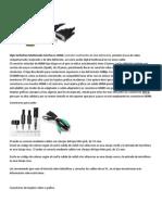 Cables y Conectores Para PC.
