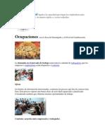 El Mercado Laboral Ecuatoriano