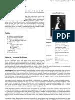 Lyman Frank Baum - Wikipedia, La Enciclopedia Libre