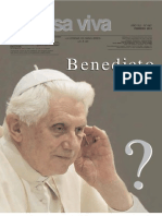 Benedicto Xvi - Chiesa Viva