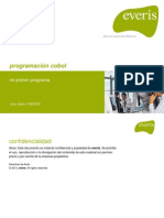 02 - Programacion Cobol- Primer Programa