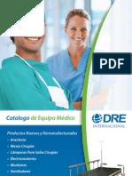 Equipo Medico Catalogo