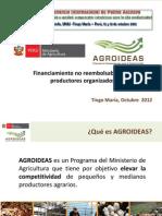 Agroideas - IICIPalma AGRICULTURA
