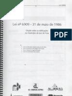 Lei 6909_86 e Anexos