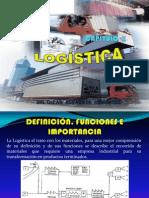 Capitulo X- Logistica