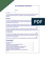 Manual de Organizacion y Funciones Jergo