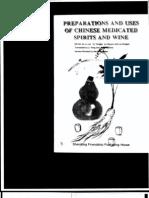 Chinesemedicated spiritsandwines