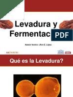 Presentacion Levadura y Fermentacion