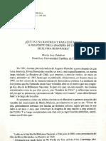 Ma. Inés Zaldivar - qué es una bandera y para qué sirve. Elvira Hernández