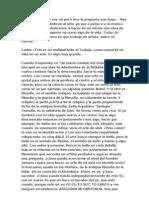 Comentarios Varios y Experiencias - CARLOS MATCHELAJOVIC