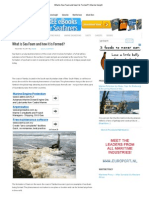 What is Sea Foam and How It is Formed_ _ Marine Insight